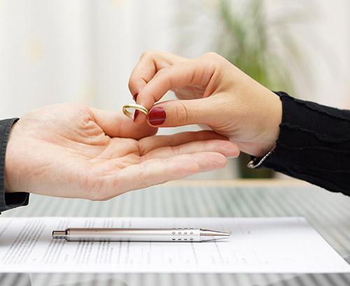 Droit de la famille : divorce et séparation par avocat Demey
